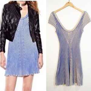 New FREE PEOPLE Hot Off The Press Dress